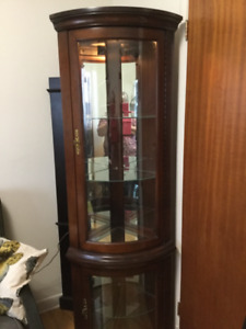 Curio Cabinet for Sale