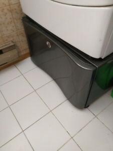 2 Tiroirs de laveuse-sècheuse