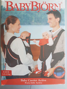 Baby Bjorn Carrier Active