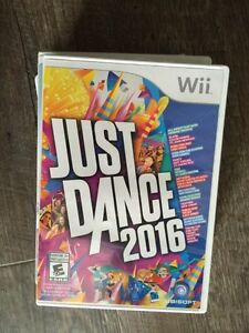 Trade just dance 2016 for your just dance 2015 or 2014