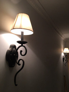 Two Sconces for Sale