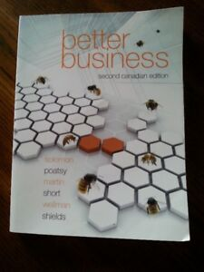 Better Business 2nd Canadian edition