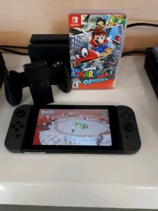 Nintendo switch bundle 0021578419