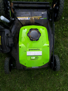 Electric Lawnmower 21""