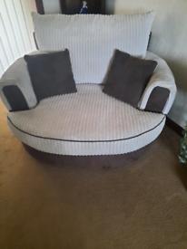 Cuddle sofa/chair