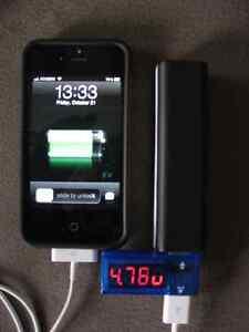 USB Mobile Voltage/Current Meter/Tester