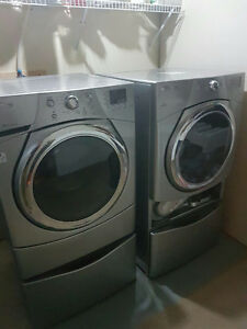 Whirlpool Washer & Dryer Strathcona County Edmonton Area image 1