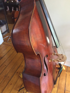 Contrebasse - Eastman - Upright Bass