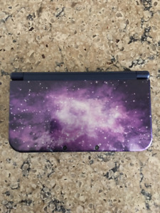 Nintendo 3DS XL Galaxy Edition MINT CONDITION.