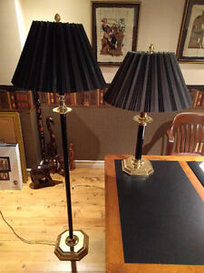 Set of Floor and Table lamp