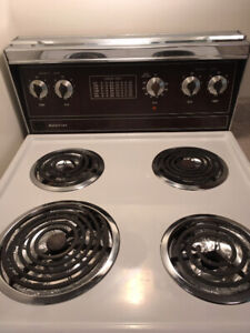 """24"""" Apartment Size Stove for Sale  250. very clean"""