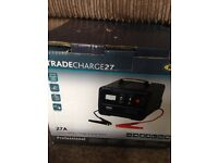 Battery Charger and Jump Starter BNIB