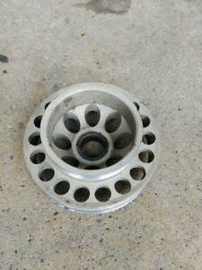 300ZX Z32 Crank Pulley