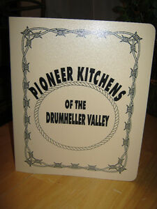 Pioneer Kitchens of the Drumheller Valley - Cook Book - New