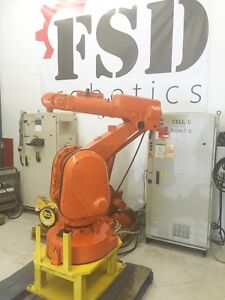 ABB IRB2400 S4 M94 Robot - complete system