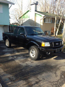 2005 Ford Ranger Extended Cab Pickup Truck Mint Condition $4200