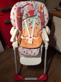 Chicco 2 in 1 highchair