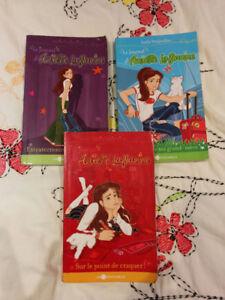 Livres Aurélie Laflamme