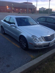 2009 Mercedes-Benz E300-Series 4matic all wheel drive