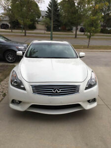 2013 Infiniti G37x Coupe (2 door)