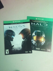 Halo 5: Guardians AND Halo: Master Chief Collection