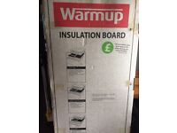 Brand new floor insulation boards 6mm X 8
