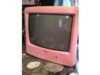 Tv,DVD pink