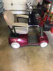 Pride Legend Electric Scooter
