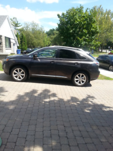 2010 Lexus RX 350 Premium Package  Fully Loaded SUV