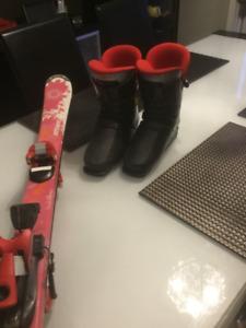 Ensemble ski enfant