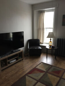 Short term furnished rental available for the rest of October