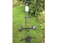 Petron golf trolley