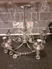 Laura Ashley 5 light chandelier. NOW REDUCED