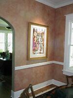 Painting, Indoor, Professional Grade