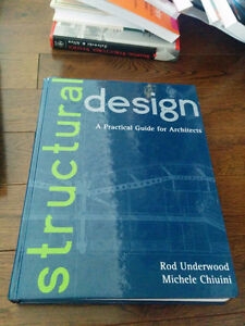 structural design a practical guide for architects