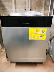 John Lewis & Partners JLBIDW1319 Fully Integrated Dishwasher RRP £449