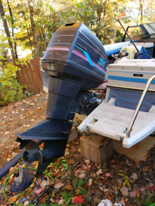 85hp outboard for trade