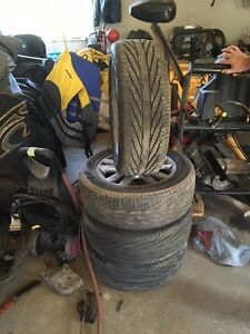 For Sale Good Year Assurance Tires