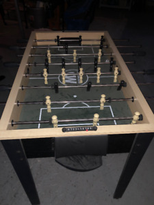 Foosball Table-Great Condition