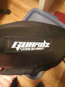 New! Universal fit snowmobile/motorcycle/atv wind guards