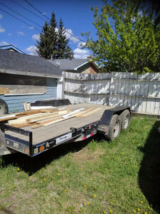 2016 16ft utility trailer for sale !!!!!