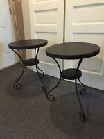 IKEA NORESUND SIDE TABLES