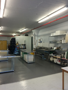 Cuisine commerciale a partager // Commercial kitchen to share
