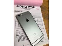 IPhone 6s Plus 16gb unlocked Black
