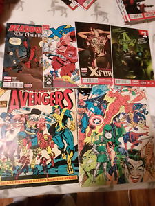 Huge lot of Comic books old and new