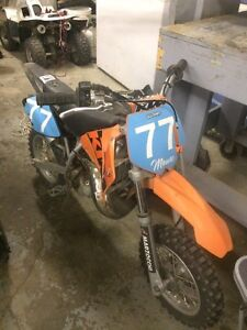 2003 pro junior 50 sx ktm. Sale or trade.