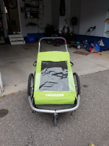 Bike Trailer  - Croozer Kid For 2