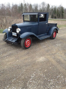 1929 chevrolet international pick up