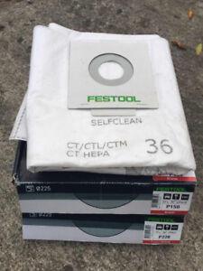 Hepa filter for Festool vacuum