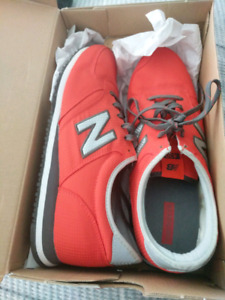**Brand New** New Balance 420 Size 10 (Orange)